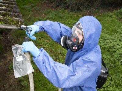 Asbestinventarisatie asbest onderzoek asbestonderzoek