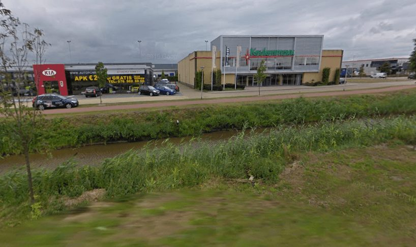 IndustrieterreinVosdonk Noord,Etten Leur