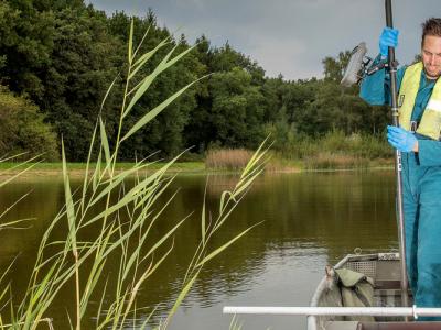 Waterbodemonderzoek waterbodem onderzoek