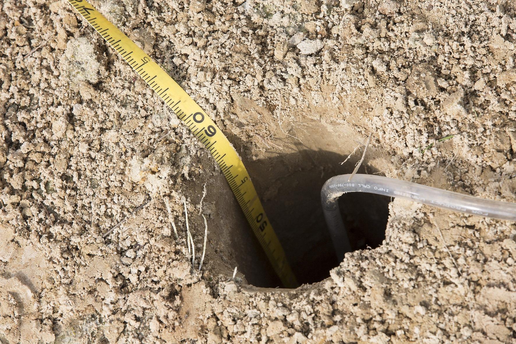 Beheren grondwatermeetnet