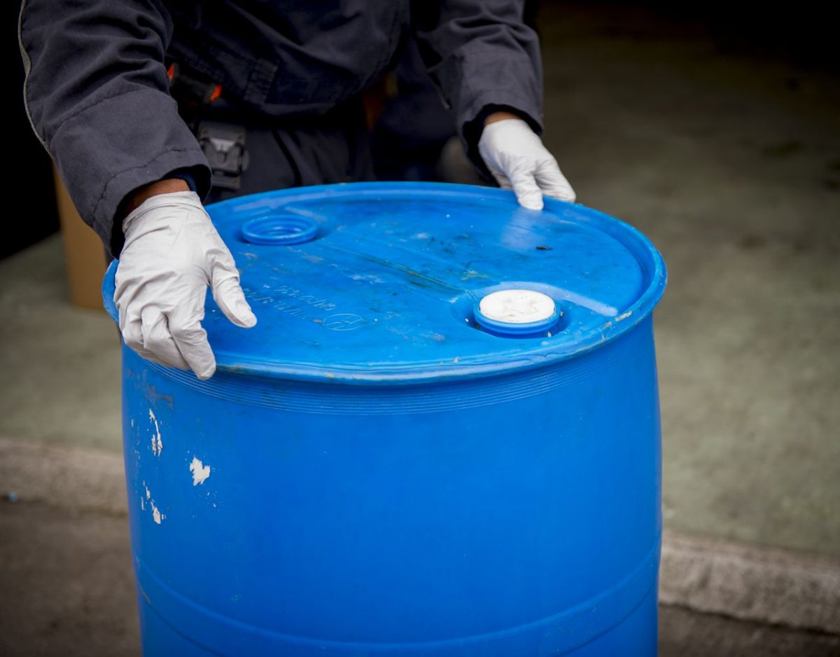 XTC-afval gevonden op Rullen in Gerwen