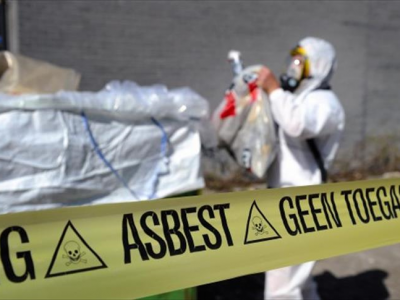 asbest behandeling