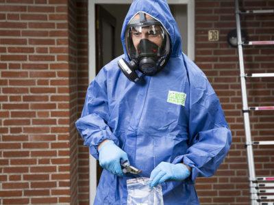 Asbestinventarisatie bedrijfspand
