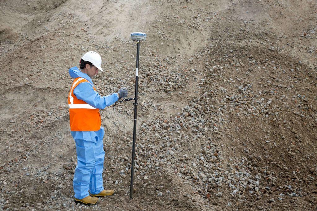 Toepassing van PHAS houdende grond en baggerspecie