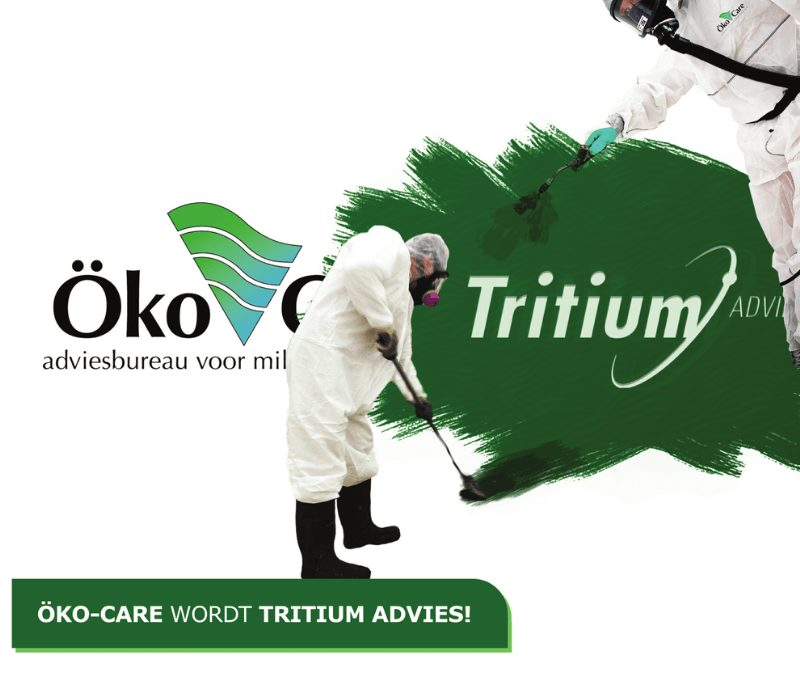 Öko-Care wordt Tritium