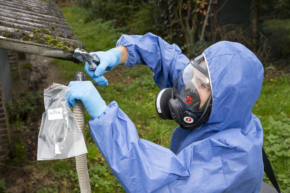 asbestinventarisatierapport Asbestrapport