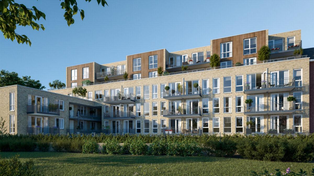 Nieuwbouwproject Kroonhoef in Eindhoven