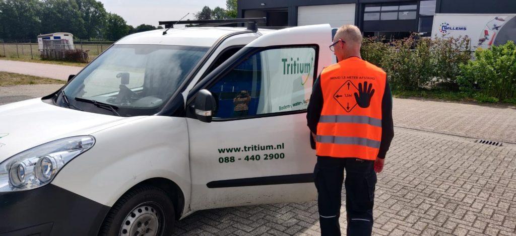 Tritium 1,5 meter