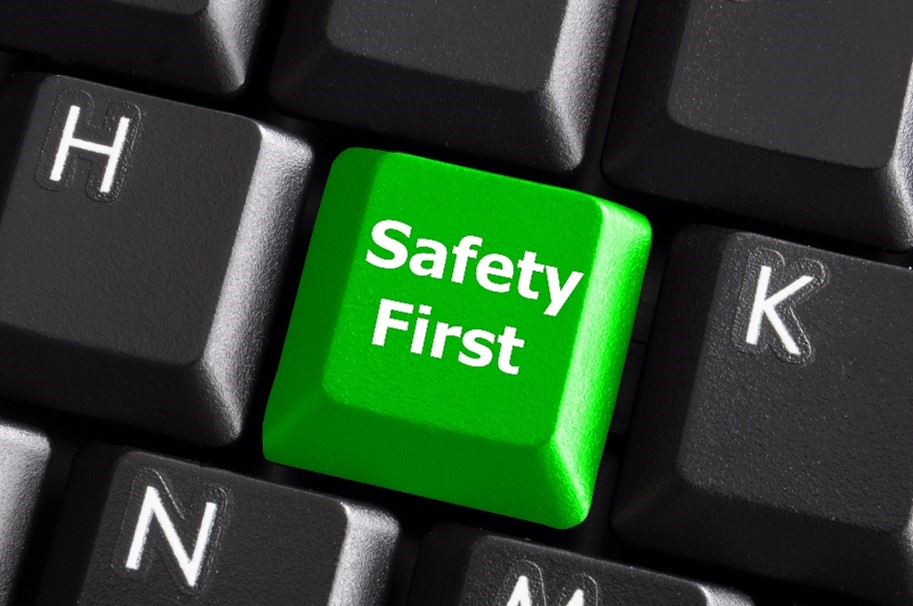 Veiligheidsladder veiligheid