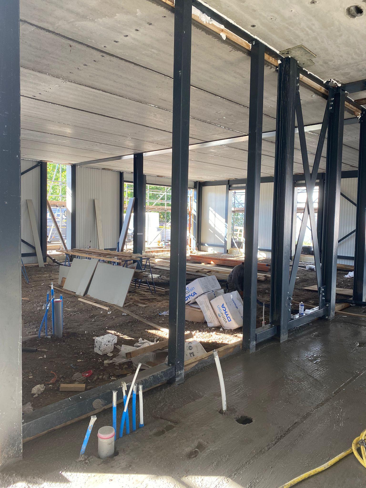 Tritium Advies nieuw kantoor Breda